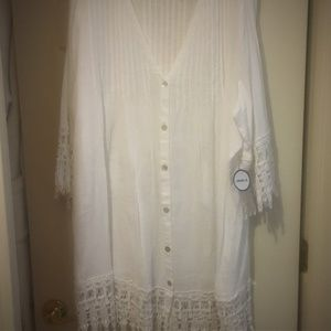 Women's Swimsuit Cover Up, Size 18/20 NWT